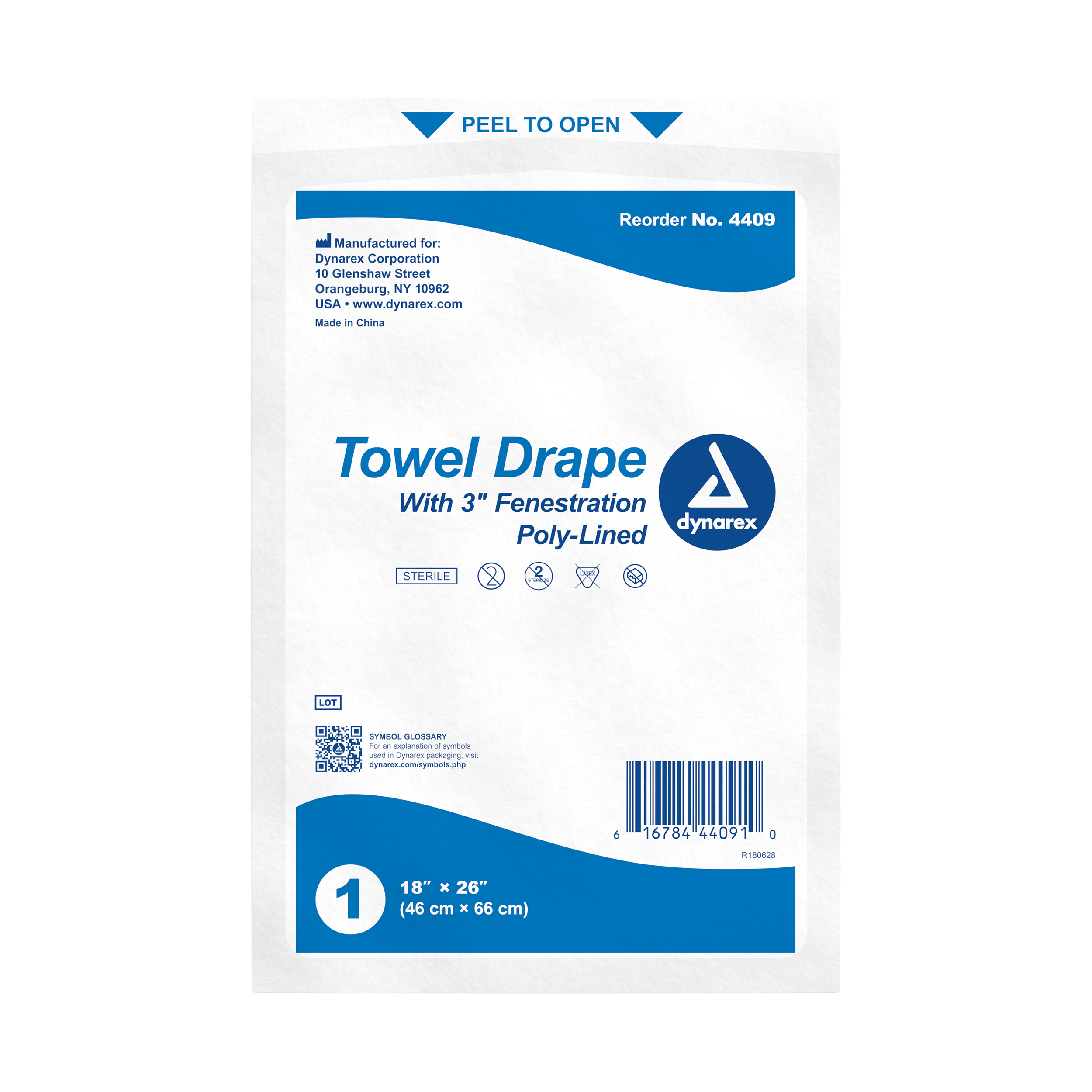 Towels, Drapes, Barriers